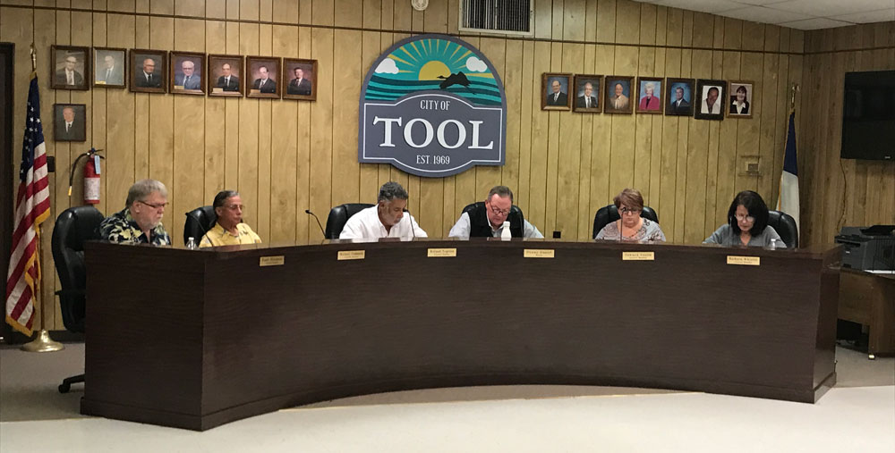 Mayor and City Council – City of Tool